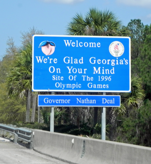 Welcome To Georgia!